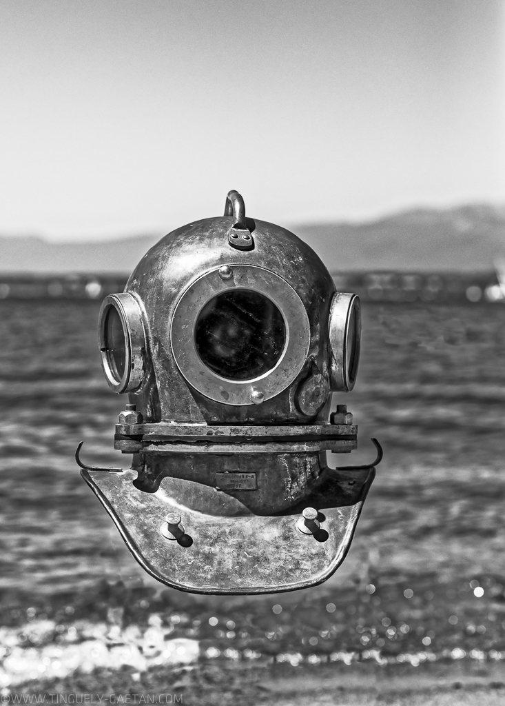 Tinguely, tinguely gaetan photographie, photographie geneve, photographie suisse, scaphandre, scuba